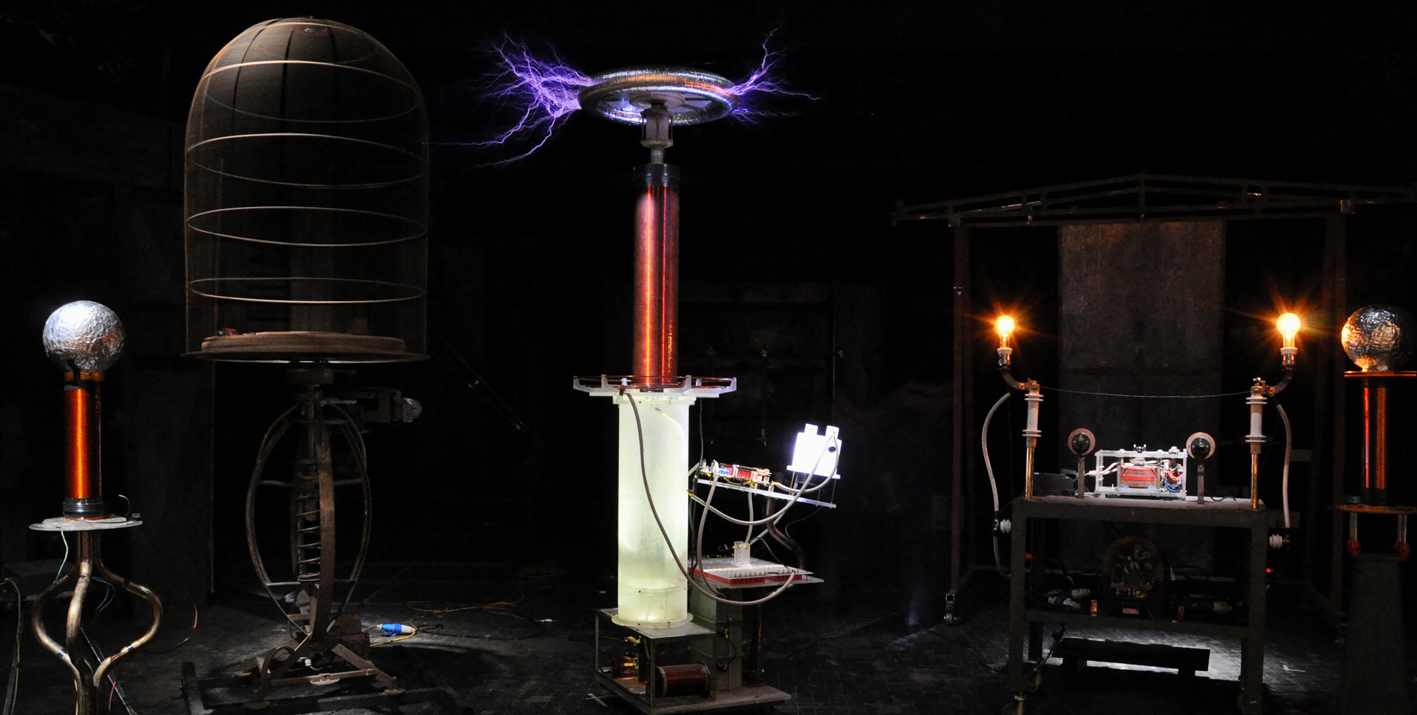 Masque - Nikola Tesla. Lectures 04