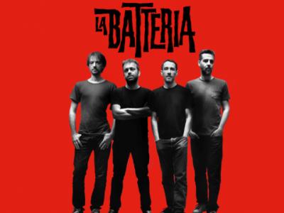 LA BATTERIA_480x360